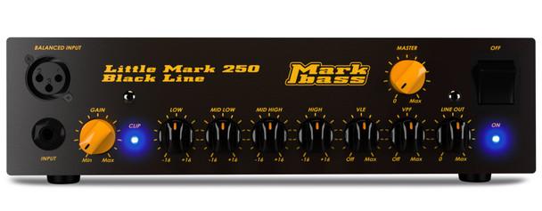 Markbass Little Mark 250 Black Line Bass Head