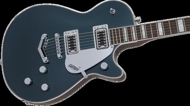 Gretsch  G5220 Electromatic® Jet™ BT Single-Cut with V-Stoptail, Black Walnut Fingerboard, Jade Grey Metallic