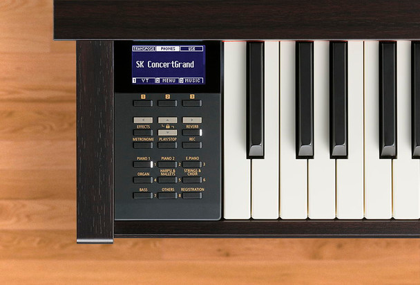 Kawai CA58 Digital Piano Ebony Satin