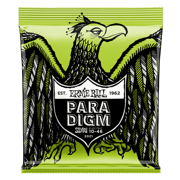 Ernie Ball Paradigm Regular Slinky  Paradigm 10-46