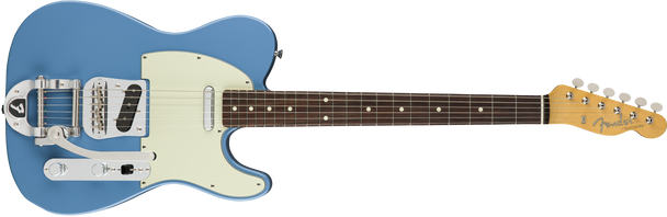 FENDER FSR MIJ TRADITIONAL 60S TELECASTER® WITH BIGSBY® CANDY BLUE