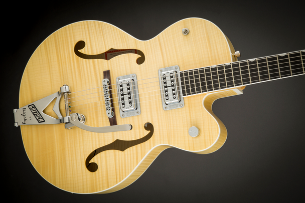 G6120SH BRIAN SETZER SIGNATURE HOT ROD HOLLOW BODY WITH BIGSBY®