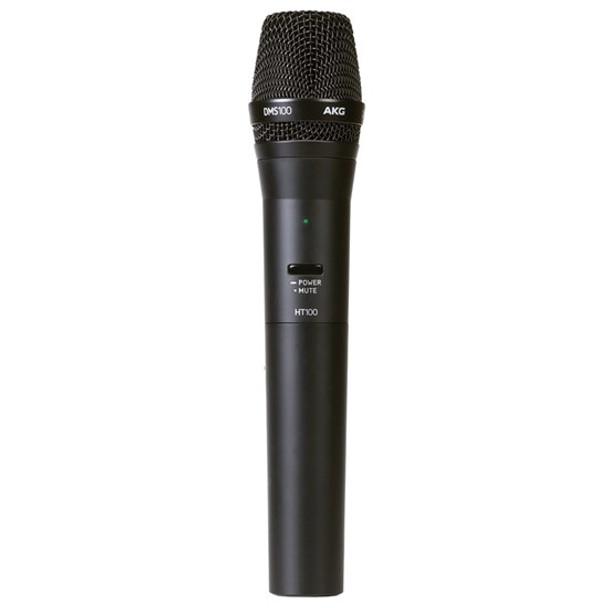 AKG DMS100 2.4GHz Digital Wireless Vocal Microphone System