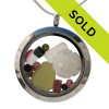 Sorry this sea glass locket has already been sold!