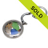 Sorry this beach inspired key chain has been sold!