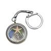 Your A Star Dad - Genuine Sea Glass & Starfish W/ Sand Keychain