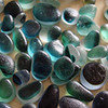 Matching this sea glass for earrings is extremely hard to do as all pieces are truly one of a kind!