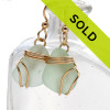 This sea glass jewelry item is no longer available.