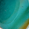 A detail of this Genuine Sea Glass from England. You can see it is TOP QUALITY authentic sea glass that is well aged.