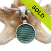 Sorry this one of a kind sea glass jewelry piece has been sold!