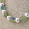 Sea Glass Marbles can sometimes be found on beaches but are highly rare and prized among collectors.