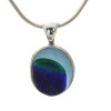 Elegant and timeless, this sea glass jewelry piece is bound to get you compliments!