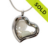 This piece of sea glass jewelry has been SOLD