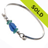 This sea glass jewelry piece has sold!