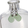 A great match of natural beach found sea glass pieces!