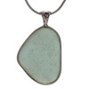 Wear the pendant alone for a simple classic look.