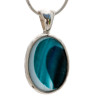 A once in a lifetime pendant for the true sea glass lover.