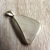 A piece of customer supplied sea glass for a special sea glass jewelry gift!