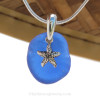 A great Sea Glass Necklace for any beach lover!