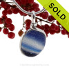 Sorry this is a Customer Supplied Sea Glass Jewelry piece and is NOT AVAILABLE!