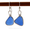 This is the EXACT pair of sea glass earrings you will receive! TOP QUALITY!!