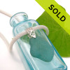Sorry this one of a kind sea glass necklace has been sold!