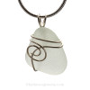 A nice sea glass pendant for any necklace.