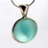 This is the EXACT Sea Glass Marble Pendant you will receive!