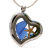 AVAILABLE - This is the EXACT Sea Glass Locket you will receive!