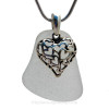 A great Sea Glass Necklace for any beach lover.