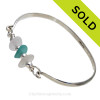 SOLD - Sorry this Sea Glass Bracelet is NO LONGER AVAILABLE!