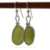 SOLD - Sorry this Sea Glass Earring Pair is NO LONGER AVAILABLE!