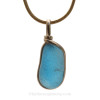 This is the EXACT Ultra Rare Sea Glass Pendant you will receive!
