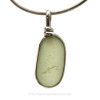 This is the EXACT Sea Glass Pendant you will receive!