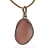 This is the EXACT Rare Sea Glass Pendant you will  receive!