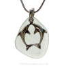 This is the EXACT Sea Glass Necklace you will recevie!