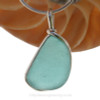 A lovely piece of Genuine Sea Glass from a port on the Sea Of Japan