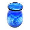 This is an example of late 1800's Hartley and Wood glass vase, the known source for this amazing Sea Glass.