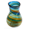An example of a antique Hartley and James vase circa 1880, a possible source of this amazing natural sea glass.