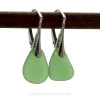 SOLD - Sorry these Sea Glass Earrings are NO LONGER AVAILABLE!!!!