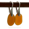 SOLD - Sorry this Pair of Sea Glass Earrings is NO LONGER AVAILABLE!