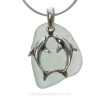 This is the EXACT Sea Glass Necklace you will receive!