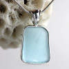 Custom Deluxe Pendant from Supplied sea glass