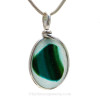 SOLD - Sorry this Rare Sea Glass Pendant is NO LONGER AVAILABLE!.