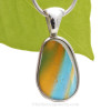 SOLD - Sorry This Super Ultra Rare Sea Glass Pendant is NO LONGER AVAILABLE!