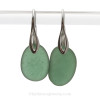 SOLD - Sorry these Sea Glass Earrings are NO LONGER AVAILABLE