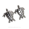 Add a matching pair of solid sterling Stud Earrings the perfect compliment to the necklace.