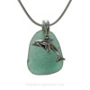 SOLD - Sorry this Sea Glass Necklace is NO LONGER AVAILABLE!!
