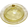 Yellow Depression glass is one of the rare pieces, which makes it not easy to find. It is one of the collectables that are most sought after because of its scarcity. It has become rare pieces in recent times.