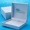 L-A-R-G-E Medium Blue Sterling Sea Glass Earings Sterling Wire Bezel©